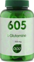 AOV 605 L-glutamine (500 mg) - 90 vegacaps - Aminozuren - Voedingssupplementen