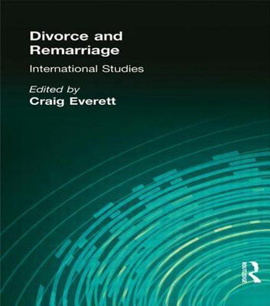 Boek cover Divorce and Remarriage van Craig Everett (Hardcover)