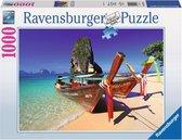 Ravensburger Phra Nang Beach, Krabi, Thailand - Puzzel van 1000 stukjes