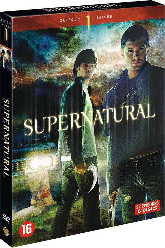 Supernatural - Seizoen 1 - Tv Series