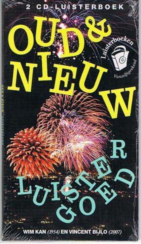 Luistergoed oud en nieuw luisterboek 2 CD's - Wim Kan |