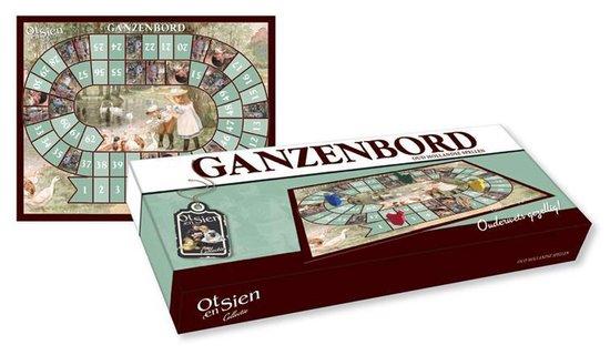 Ot en Sien collectie - Ganzenbord - none  