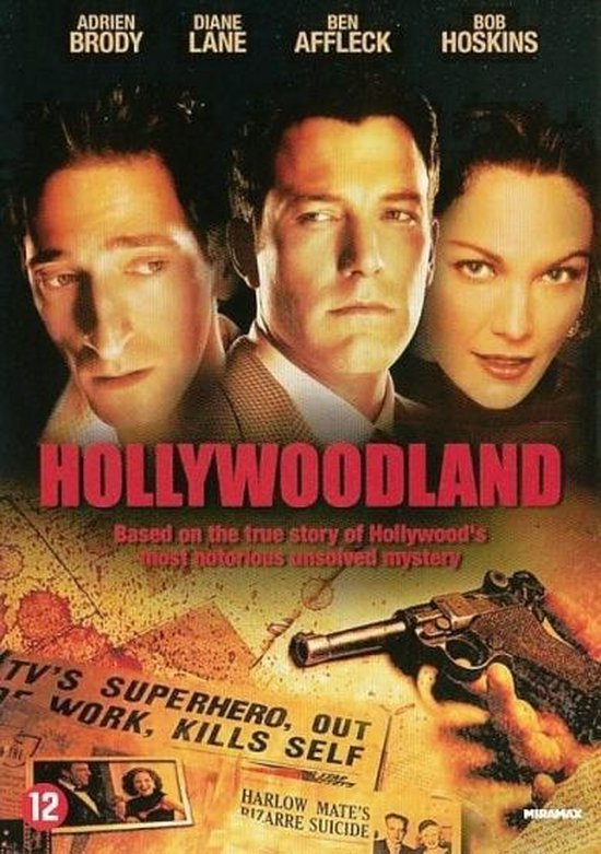 Cover van de film 'Hollywoodland'