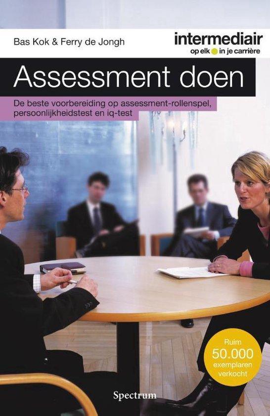 Intermediair - Assessment doen - Bas Kok |