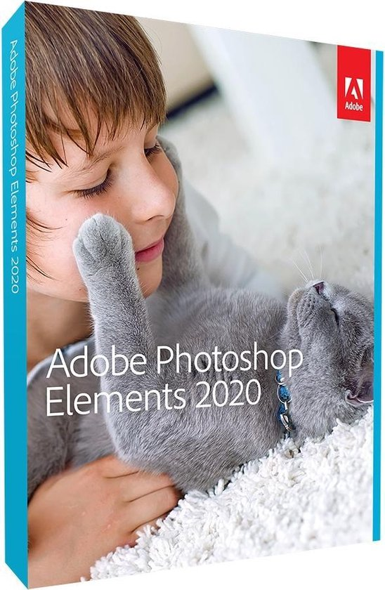 Adobe Photoshop Elements 2020 - Engels - Mac Download
