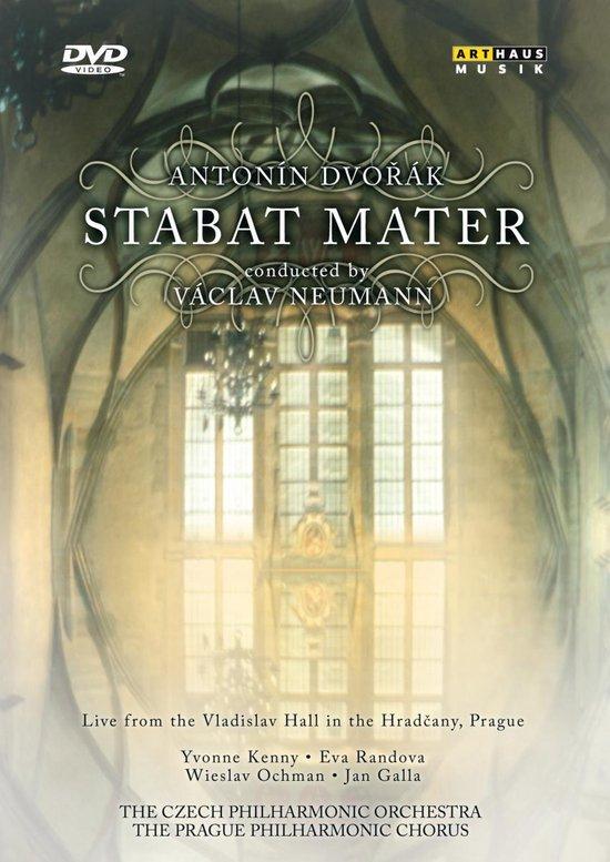 Cover van de film 'A. Dvorak - Stabat Mater'