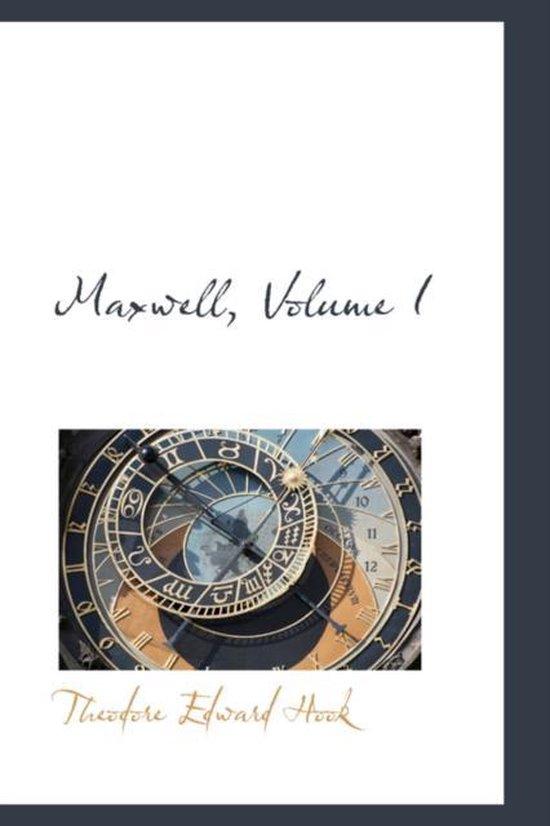 Maxwell, Volume I
