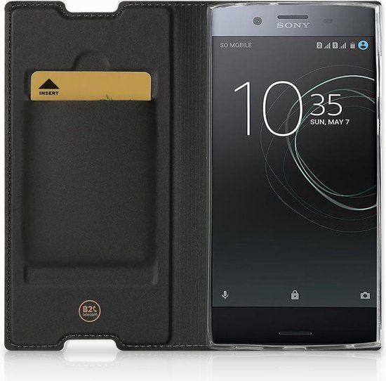 Sony Xperia L1 Standcase Hoesje Boho Text