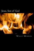 Boek cover Jesus Son of God van Willy Minnix