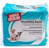 Simple Solution Puppy Training Pads - 30 stuks - 54 x 57 cm