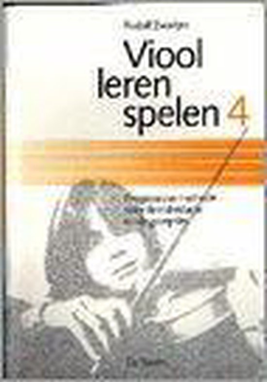 Viool leren spelen 4 - Rudolf Zwartjes |