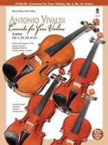 Vivaldi - Concerto for Four Violins in B Minor, Op. 3, No. 10, Rv580