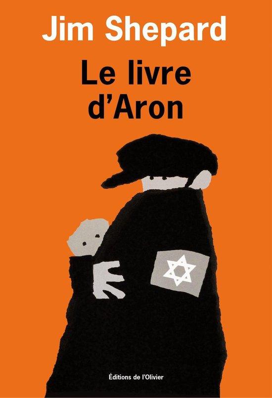 Omslag van Le Livre d'Aron