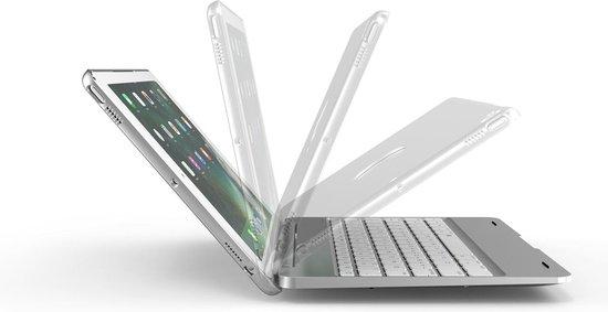   iPad Air 2 Toetsenbord Hoes AZERTY Keyboard Cover