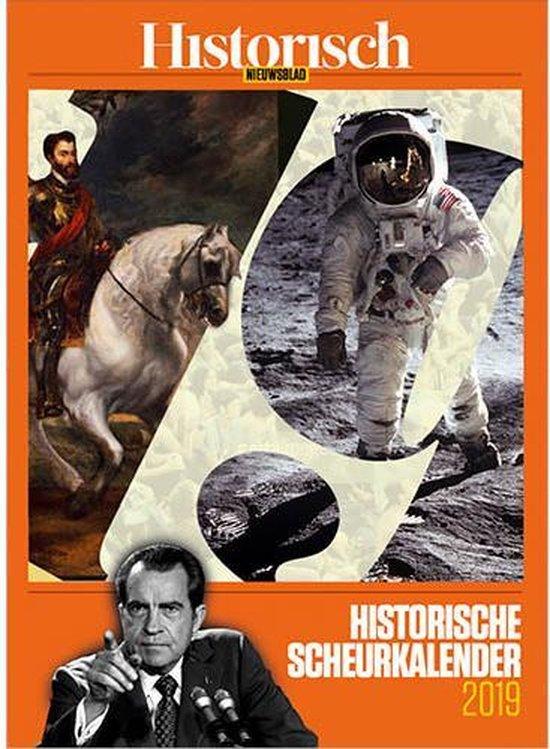Historische scheurkalender