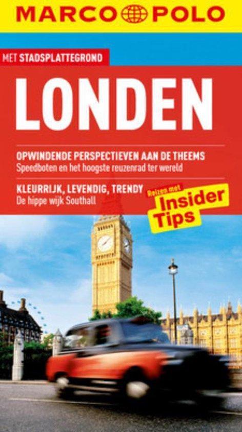 Marco Polo - Londen - Kathleen Becker pdf epub