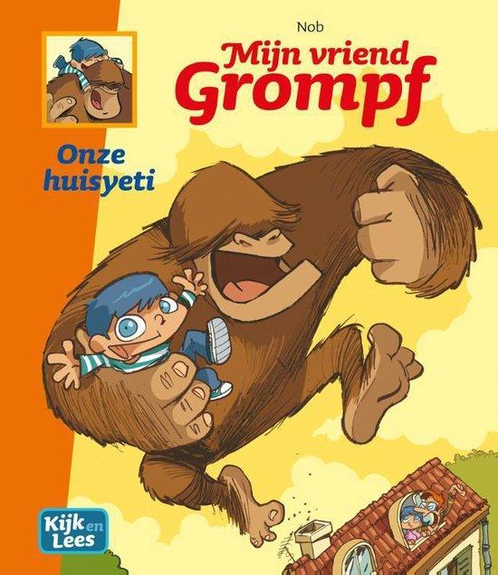 Kijk en Lees - Mijn vriend Grompf - Nob  
