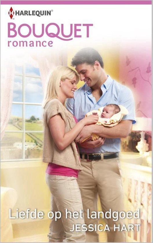 Liefde op het landgoed - Bouquet Romance 342A - Jessica Hart |