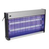 Perel GIK16 insectenlamp - 2x20 Watt UV - 150m²  - vliegenlamp