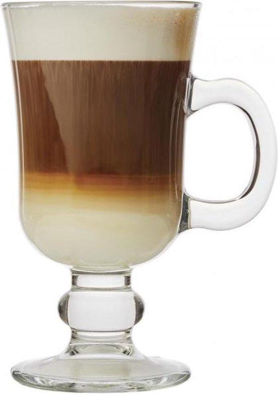 Pasabahce 'Irish coffee' glazen - 15 cm - 2 Stuks