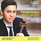 Prokofiev: Complete Violin Son
