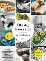 Boek cover Elke dag lekker eten van Onno Kleyn (Hardcover)