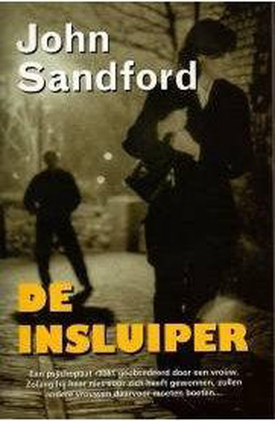 De insluiper - John Sandford |