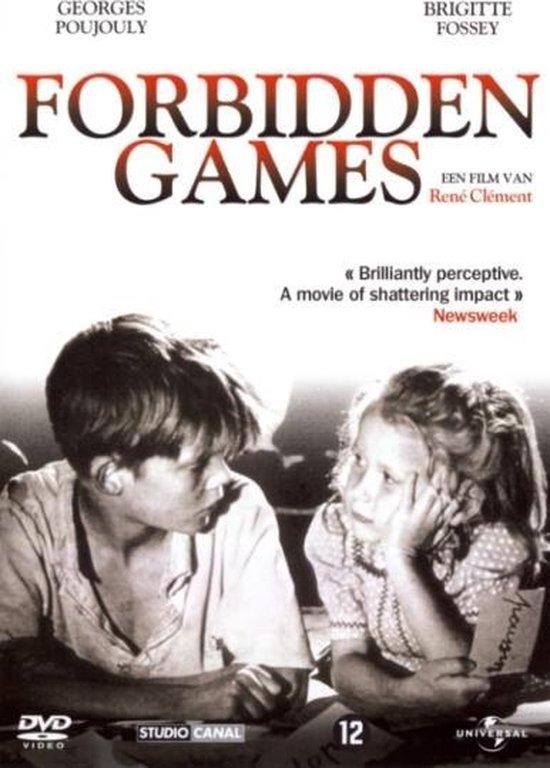 Cover van de film 'Forbidden Games'