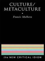 Culture/Metaculture