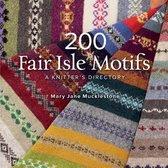 200 Fair Isle Motifs
