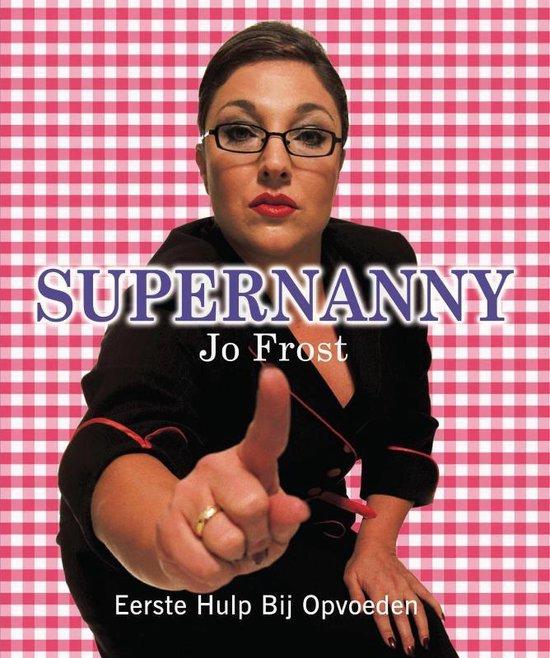 Cover van het boek 'Supernanny'