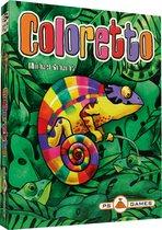 Coloretto - Kaartspel