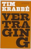 Boek cover Vertraging van Tim Krabbé (Paperback)