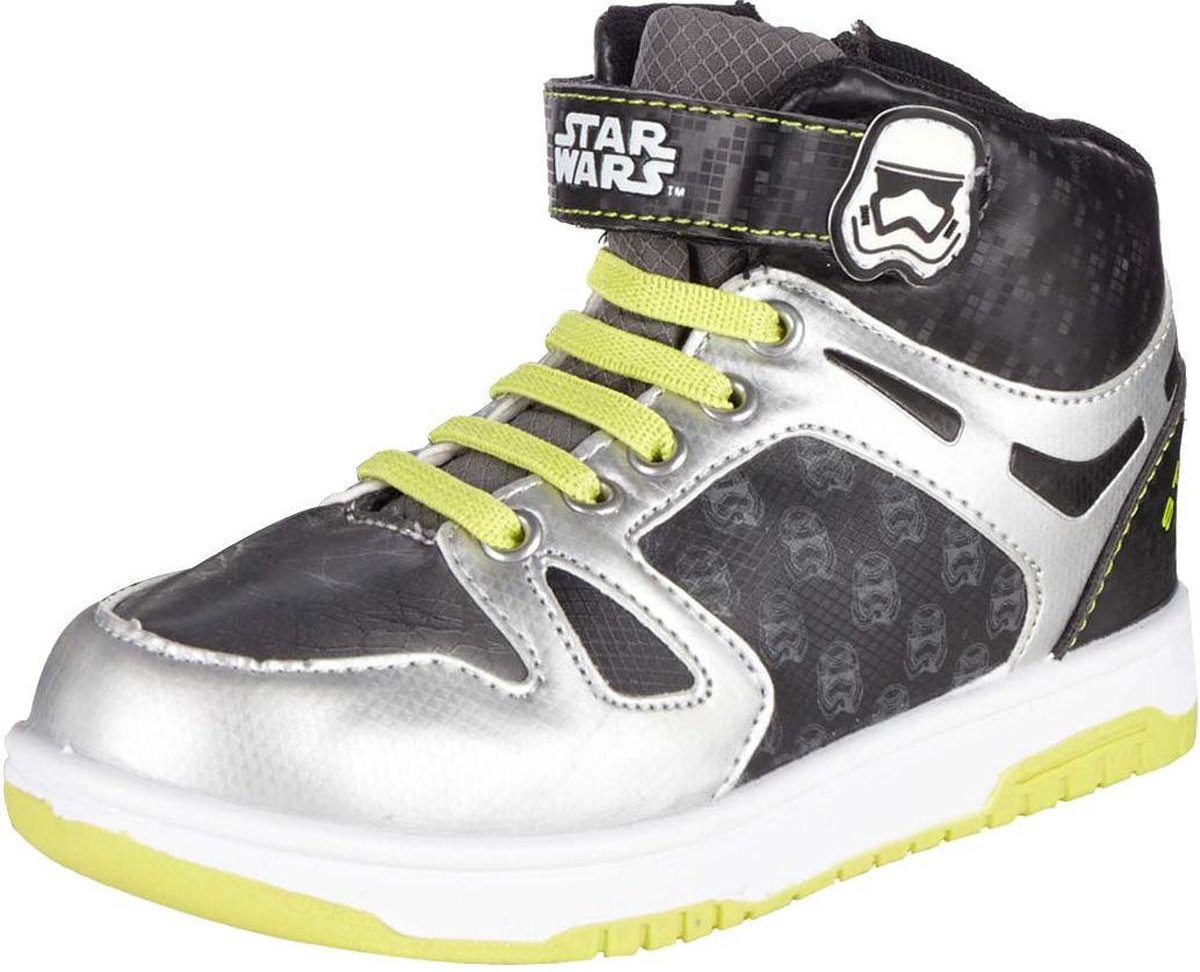 | Star Wars Sneaker high zilver Schoenmaat 32