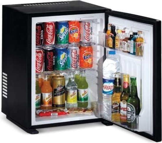 Koelkast: Technomax HP40LN thermo-elektrische koelkast (40 liter), van het merk Technomax