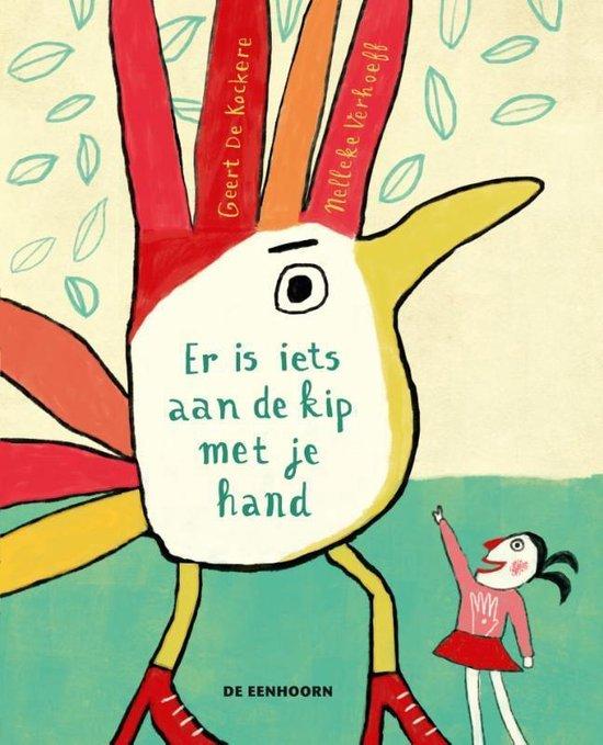 Er is iets aan de kip met je hand - Geert de Kockere | Readingchampions.org.uk
