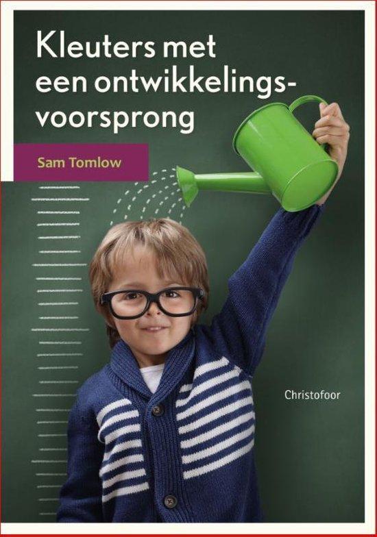 Boek cover Kleuters met een ontwikkelingsvoorsprong van Sam Tomlow (Paperback)
