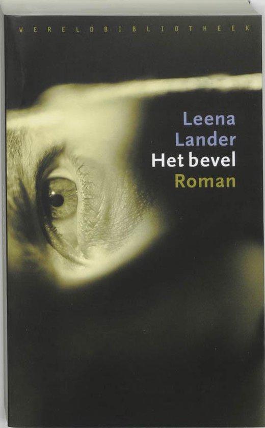 Het Bevel - Leena Lander |