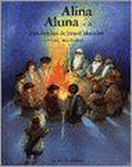 Alina, aluna en de hoeders van de twaalf maanden - Peter Grosz |