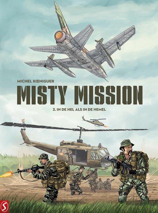 Misty Mission 2 - In de hel als in de hemel - Michel Koeniguer |