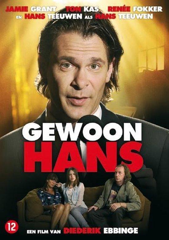 Cover van de film 'Gewoon Hans'