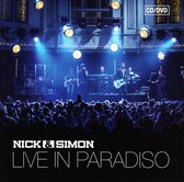 Nick & Simon - Live In Paradiso Cd + Dvd
