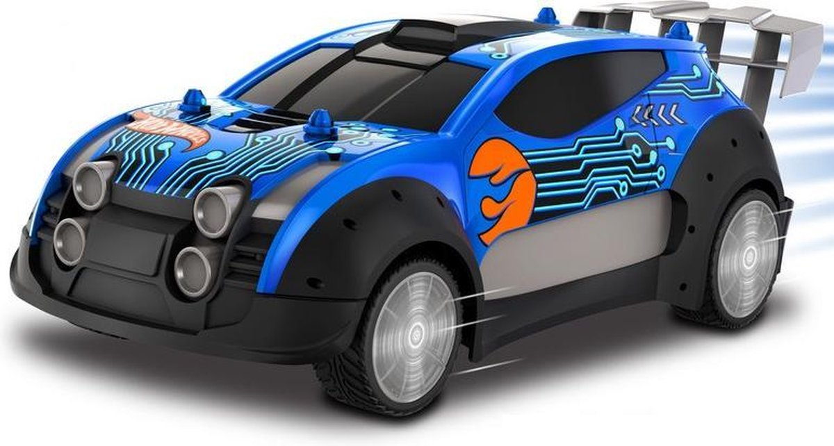 Nikko Hot Wheels Fast 4WD 1:20 Racing Series op afstand bestuurbare auto