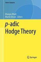 P-Adic Hodge Theory