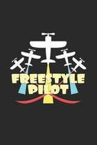 Freestyle pilot: 6x9 Pilot - dotgrid - dot grid paper - notebook - notes