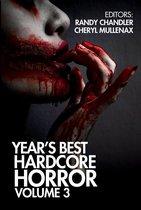 Omslag Year's Best Hardcore Horror Volume 3