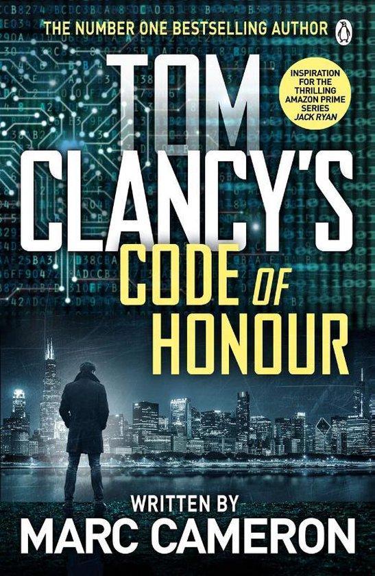 Boek cover Jack Ryan  -   Tom Clancys Code of Honour van Marc Cameron (Paperback)