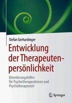 Entwicklung Der Therapeutenpersoenlichkeit