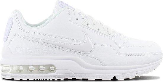 Nike Air Max LTD 3 Heren Sneakers - White/White-White - Maat 47