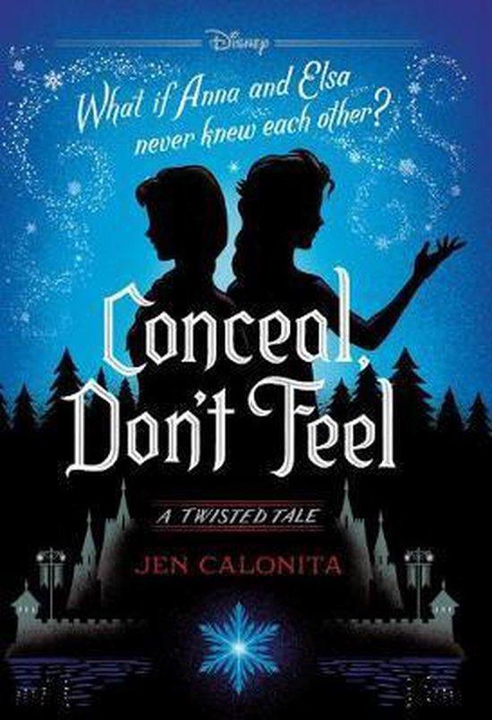 Boek cover Frozen van Jen Calonita (Hardcover)